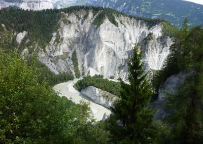 Rheintal bei Flims