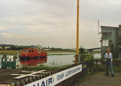 Hochwasser Konair