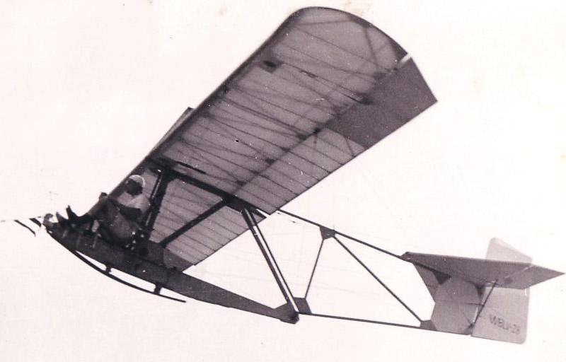 Erster Segelflugbetrieb nach dem zweiten Weltkrieg